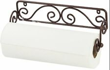 Home Basics Bronze Wall Mounted Paper Towel Holder New PH44028 - FREE SHIPPING!