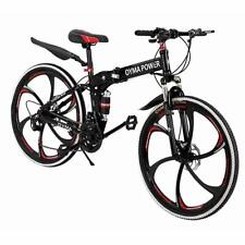 OYMA POWER 21 Speed 6-Spoke Out-Road Mountain Bicycle for Teens and Adults