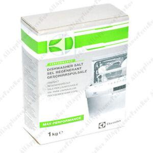 Electrolux WATER STABILISER SALT FOR DISHWASHER 1Kg Pack P/NO  ACC002 GENUINE