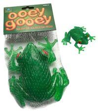 Squishy Green Frog Tactile Sensory Fidget Squeeze Toy Autism ADHD OT