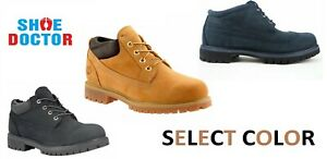 Timberland Mens Waterproof Classic Work Construction Boot Oxford SELECT COLOR