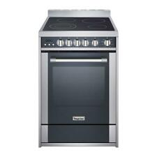 "Magic Chef Mcsre24S 24"" 2.2 Cu-Ft. Electric Range Convection Stainless Steel New"