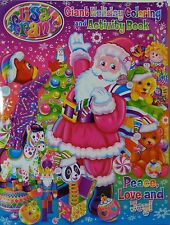 Lisa Frank Coloring Book ~ Peace, Love and Joy!