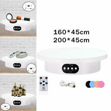 Turntable Display Stand Home Decor Revolving For Video Show Jewelry Toys