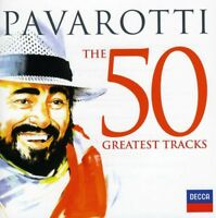 Luciano Pavarotti - 50 Greatest Tracks [New CD] UK - Import