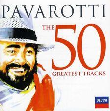 Luciano Pavarotti - 50 Greatest Tracks [New CD] UK - Import