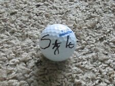 STACY LEWIS Autographed Bridgestone Golf Ball-LPGA