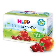 Hipp baby fruit thé à partir du 4th mois - 20 intercalaires (40g) organique sans...