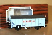 Liliput 221 03 DB INTERFRIGO REMORQUE réfrigérateur van wagon 003-3 MIB Ni