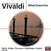 Antonio Vivaldi Wind Concertos/I Musici CD