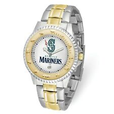 MLB Seattle Mariners Mens Competitor Watch Style: XWM3322 $125.90