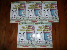 NEW Lot of 5 NEW PUPPY from the BLACK LAGOON Thaler Lee #33 GUIDED READING
