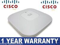Cisco Aironet AIR-LAP1142N-E-K9 802.11n Dual Band (AP)Access Point  POE  SUPPORT