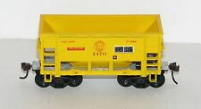 Roundhouse RARE- Yellow / Gold  DM & IR Duluth Missabe Ore Car #1470--HO Scale
