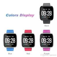 BS-7 Smart Watch Heart Rate Monitor Pedometer Fitness Sports Activity Trackers