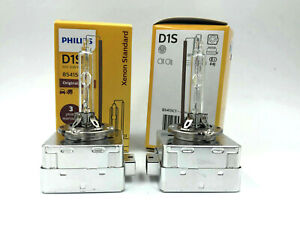 2x New OEM Philips D1S HID Xenon Headlight Bulb for 07-13 Mercedes S Class