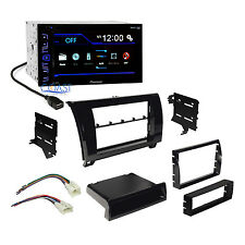 Pioneer Car Radio Stereo 2 Din Dash Kit Harness for 07-13 Toyota Tundra Sequoia