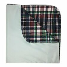 Washable Chair or Crib Pads, 18x24 in. Tartan Plaid, Pack of 4