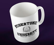 Miskatonic University CTHULHU Lovecraft Inspired Livre Ceramic Tasse