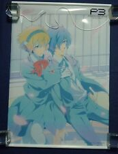 PERSONA 3 THE MOVIE #4 P3 Tapestry Poster Makoto x Aigis Exclusive NEW!
