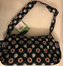 Vera Bradley Retired Rare Night Owl Maggie Small Bag New With Tag