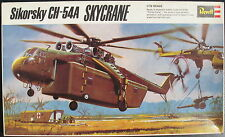 REVELL H-258 - Sikorsky CH-54A SKYCRANE - 1:72 - Modellbausatz - Model Kit 3
