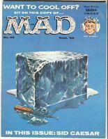 Mad Magazine 49 1959 FN VF Wally Wood Sid Caesar Popeye Marilyn Monroe