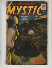 """Mystic 54 Good to Very Good (3.0) 12/56 Atlas! """"Here Comes The Thing!"""""""