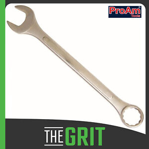 """ProAm by KC Tools 2-3/8"""" Extra Large Combination Spanner"""