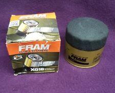 Fram XG16 Xtended Guard (XG) Oil Filter Thread Size: 3/4''-16 Height: 3.69''
