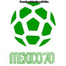 1970 World Cup Peru vs Bulgaria on DVD