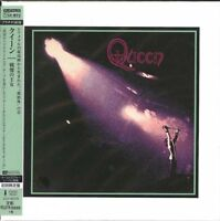 QUEEN-S/T-JAPAN MINI LP PLATINUM SHM-CD Ltd/Ed I50