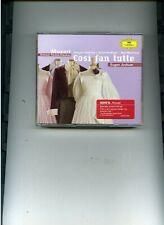 3-CD-Box  Wolfgang Amadeus Mozart - Cosi fan tutte   Eugen Jochum