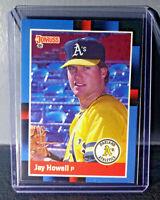 1988 Jay Howell Donruss #55 Baseball Card