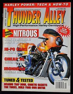 THUNDER ALLEY MAGAZINE - OCTOBER 1996
