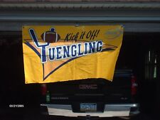 Yuengling Football Banner Kick It Off Edition 32 x 58