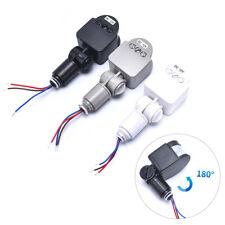 Motion Sensor DC12V Infrared PIR Movement Detector Outdoor Sensor Light Swit HL