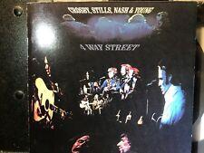 Crosby Stills Nash Young 4 Way Street Live 1st Pressing CD SRC*01 EX audio CLEAN