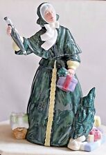 """Royal Doulton ~ CHRISTMAS PARCELS ~ HN 2851 ~ Style One ~ Withdrawn 1982 ~ 8.75"""""""