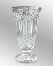 Waterford Crystal Starburst Large Centerpiece Collectors Crystal Vase (BRAND NEW