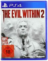 PS4 - The Evil Within 2 - (NEU & OVP)