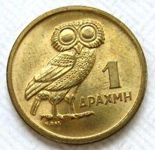 Greece KM#113 10 lepta 1976 UNC BANK OF GREECE Charging BULL Greek coin