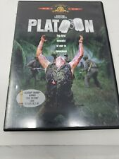 Platoon (Dvd, 2000) Widescreen Like New Free Shipping
