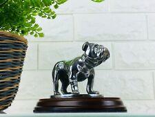 Vintage Desmo Bulldog Hood Ornament, Car Mascot, Automobilia
