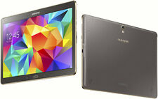 "Samsung Galaxy Tab S SM-T800 10.5"" Wifi 16 GB Android 8MP Cam Ram 3 GB Tablet"