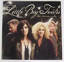 """LITTLE BIG TOWN Signed Autograph """"The Reason Why"""" Album Vinyl Record LP by All 4"""