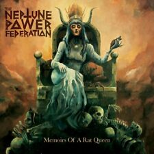 THE NEPTUNE POWER FEDERATION - Memoirs of a Rat Queen (NEW*CD*AUS OCCULT METAL)