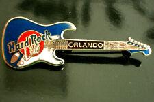 HRC Hard Rock Cafe Orlando Live Blue Stratocaster Guitar