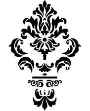Ornament **Schablone**für Stoffe 1045 Möbel usw ** Nr.