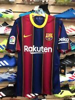 Men's Soccer Jersey FC Barcelona Home 2020/21 Stadium Quality by NIKE